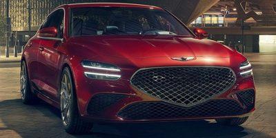 2022 Genesis G70 4D Sedan AWD at  - GS1100