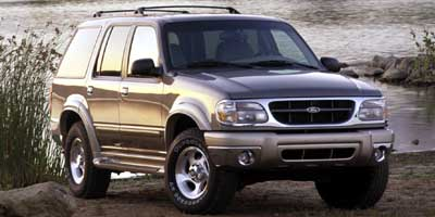 Used 2000  Ford Explorer 4d SUV AWD Eddie Bauer at Peters Auto Mall near High Point, NC