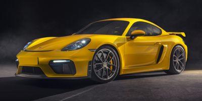 2022 Porsche 718 Cayman