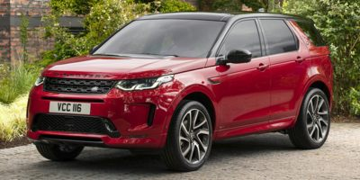 2022 Land Rover Discovery Sport