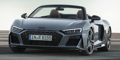 2022 Audi R8 Spyder