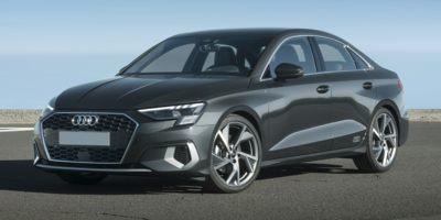 2022 Audi A3 Sedan