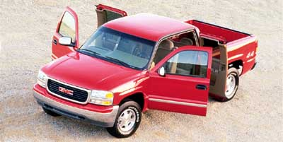 2000 GMC Sierra 1500 Ext Cab 4WD 3D for Sale 			 				- 16566A  			- C & S Car Company