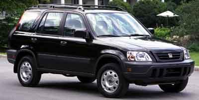 2000 Honda CR-V  - Dynamite Auto Sales