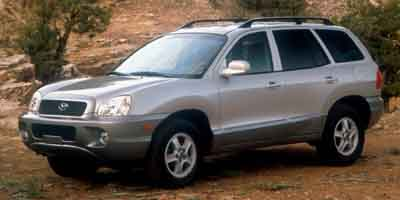 2003 Hyundai Santa Fe  - C & S Car Company