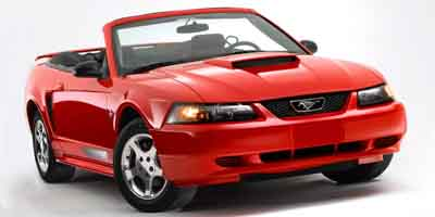 2004 Ford Mustang   for Sale  - 10607  - Pearcy Auto Sales