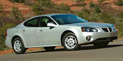 Pre-Owned 2004 PONTIAC GRAND PRIX GT Sedan 4