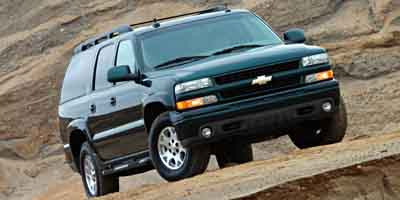 2004 Chevrolet Suburban Z71 4WD  for Sale  - R5040A  - Fiesta Motors
