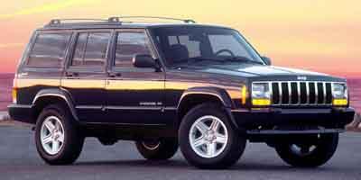 2000 Jeep Cherokee  - R4733A