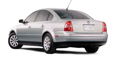 2003 Volkswagen Passat 4D Sedan for Sale 			 				- R16149  			- C & S Car Company