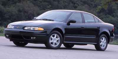 Used 2004  Oldsmobile Alero 4d Sedan GX at Credit Now Auto Inc near Huntsville, AL