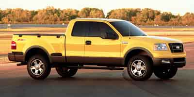 2004 Ford F-150 SuperCab  for Sale  - 10801  - Pearcy Auto Sales