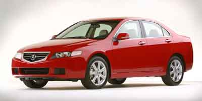 Used 2004  Acura TSX 4d Sedan Auto at Credit Now Auto Inc near Huntsville, AL