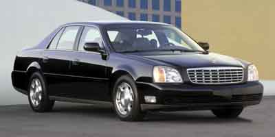 Used 2004  Cadillac DeVille 4d Sedan at Ypsilanti Imports near Ypsilanti, MI