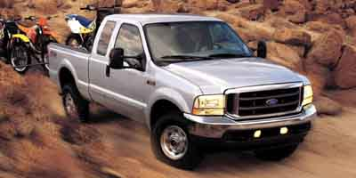 Used 2004  Ford F250 4WD Supercab Lariat at Auto Finance King near Taylor, MI
