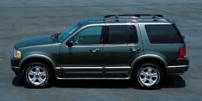 2004 Ford Explorer  - Fiesta Motors
