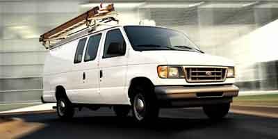 Used 2004  Ford Econoline Cargo Van E350 Ext Van at VA Cars Inc. near Richmond, VA