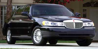 2000 Lincoln Town Car Executive  - R4684A