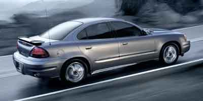 Used 2004  Pontiac Grand Am 4d Sedan SE1 V6 at Camacho Mitsubishi near Palmdale, CA