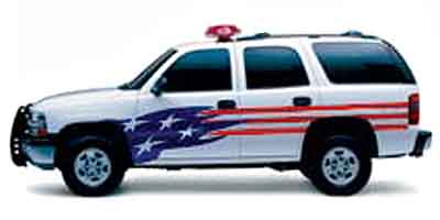 Used 2004  Chevrolet Tahoe 4d SUV 4WD Special Services at VA Cars of Tri-Cities near Hopewell, VA