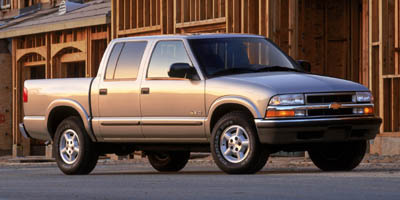 2004 Chevrolet S10 LS  for Sale  - 114518  - Wiele Chevrolet, Inc.