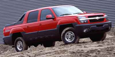 2004 Chevrolet Avalanche Crew Cab  for Sale  - R6477A  - Fiesta Motors