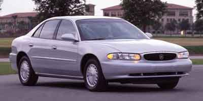 Pre-Owned 2004 BUICK CENTURY Sedan 4D