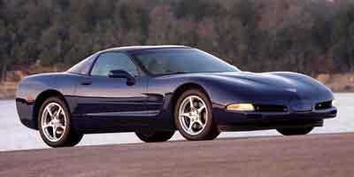 2004 Chevrolet Corvette Base  - W125903