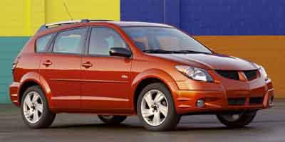 2004 Pontiac Vibe  - Wiele Chevrolet, Inc.