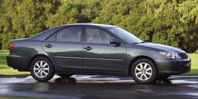 Pre-Owned 2004 TOYOTA CAMRY XLE Sedan