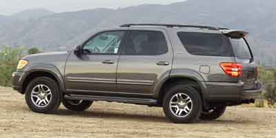 2004 Toyota Sequoia Limited  - R5350A