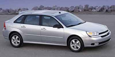 Pre-Owned 2004 CHEVROLET MALIBU LS MAXX Ha