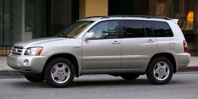 2004 Toyota Highlander 4WD  for Sale  - R4863A  - Fiesta Motors