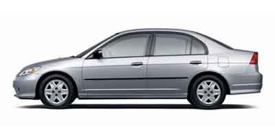 2004 Honda Civic  - MCCJ Auto Group
