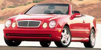 Used 2000  Mercedes-Benz CLK-Class 2d Cabriolet CLK430 at Springfield Select Autos near Springfield, IL