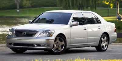 2004 Lexus LS 430  for Sale  - 157478  - Premier Auto Group