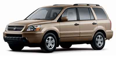 2004 Honda Pilot EX 4WD  for Sale  - R5152A  - Fiesta Motors