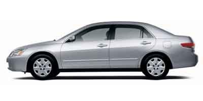 Pre-Owned 2004 Honda ACCORD LX Sedan 4