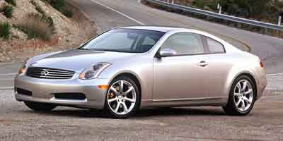 2004 Infiniti G35 Coupe Base  - NV9068B