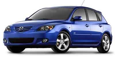 2004 Mazda Mazda3  for Sale  - 8369  - Country Auto
