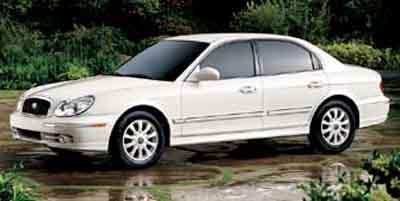 Used 2004  Hyundai Sonata 4d Sedan GLS at Car Solutions 4 U near Rogers, AR