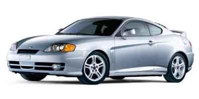 Used 2004  Hyundai Tiburon 2d Coupe 5spd at Credit Now Auto Inc near Huntsville, AL