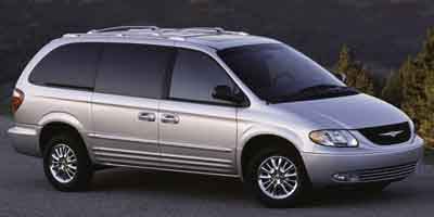 2003 Chrysler Town & Country LIMITED  - 101126