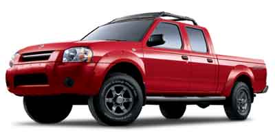 Pre-Owned 2004 NISSAN FRONTIER XE