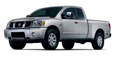 2004 Nissan Titan XE 2WD  for Sale  - R4722A  - Fiesta Motors