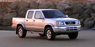 2000 Nissan Frontier 4WD CREW CAB XE for Sale  - Y27744D  - Kars Incorporated - DSM