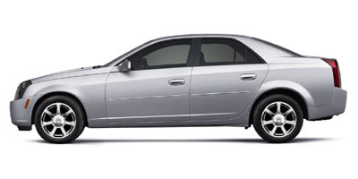 Pre-Owned 2005 CADILLAC CTS Sedan 4D