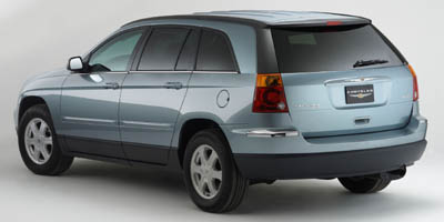 Pre-Owned 2006 CHRYSLER PACIFICA Touring Sp
