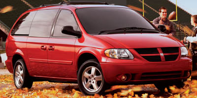 Pre-Owned 2005 DODGE GRAND CARAVAN SXT Miniva