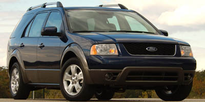 Pre-Owned 2005 FORD FREESTYLE SEL Sport